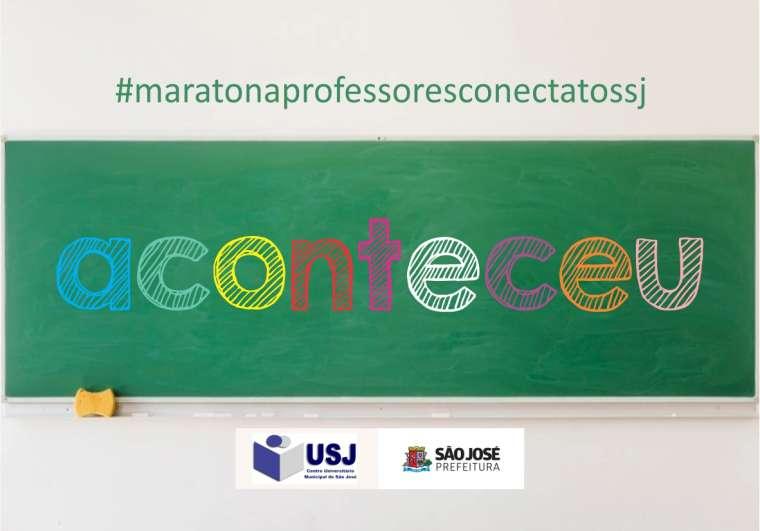 3ª Semana do Projeto #maratonaprofessoresconectadossj